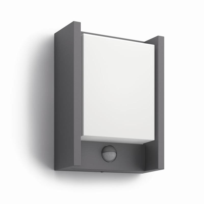 LED venkovní nástěnné svítidlo Philips 16461/93/P3 - antracit