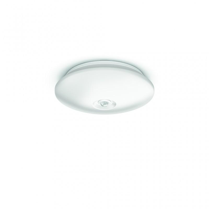 LED přisazené nástěnné a stropní svítidlo s pohybovým čidlem Philips 62233/31/P0 - bílá