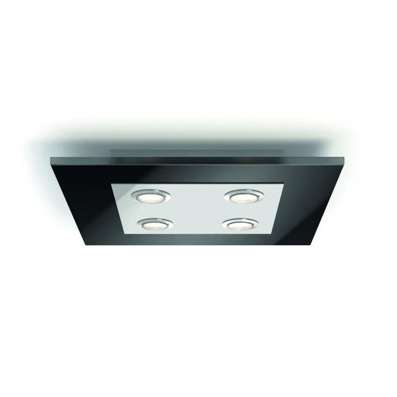 LED přisazené stropní svítidlo Philips 40925/30/16 - černá