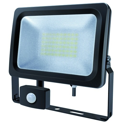 LED venkovní reflektor Ledko LEDKO/00041 30W - černá