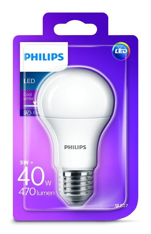 Philips 101380/40/22 LED žárovka 1x5W|E27|4000K