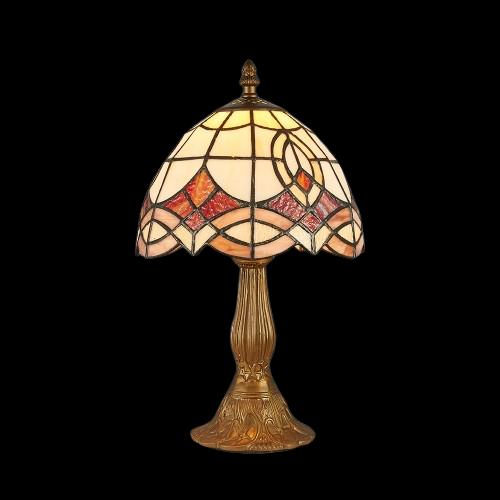 PREZENT 127 Tiffany stolní lampa E14 1x40W