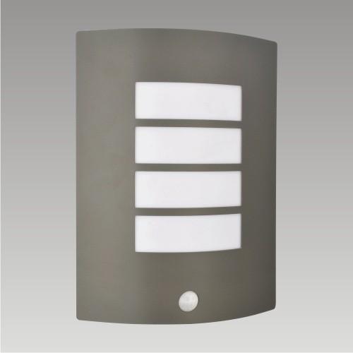 Prezent 61022 Memphis venkovní nástěnné svítidlo se senzorem