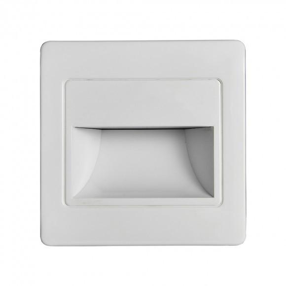 EMITHOR 70400 STEP LIGHT zápustné svítidlo LED s pohybovým čidlem 1,5W = 120lm 4000K