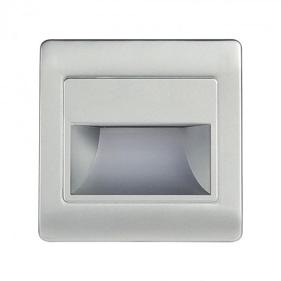 EMITHOR 70402 STEP LIGHT zápustné svítidlo LED s pohybovým čidlem 1,5W = 120lm 4000K