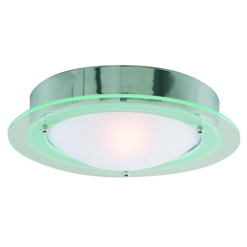 Searchlight 3108CC BATHROOM stropní koupelnové svítidlo 1xE14 IP44