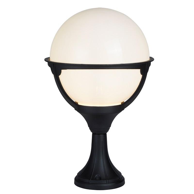 Searchlight 8740 ORB Lanterns exteriérový sloupek E27 1x10W IP44