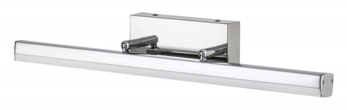 Rabalux 5727 LED nástěnné světlo nad zrcadlo Silas 1x18W | 1700lm | 4000K | IP44 - chrom