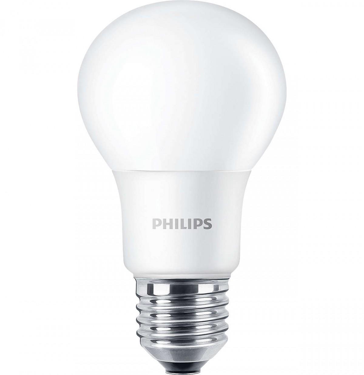 žárovka CorePro LEDbulb ND 5-40W A60 E27 840