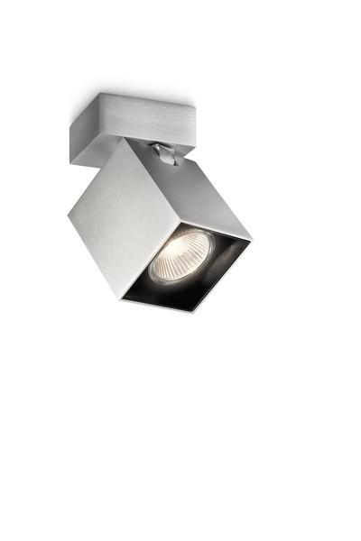 bodové svítidlo Philips Massive Forward 53130/48/PN GU10 1x35W - hliník