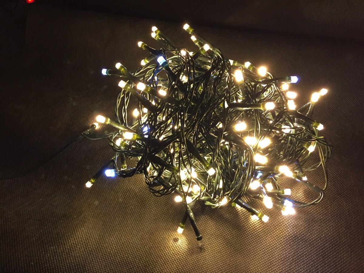 LED vánoční řetěz 32353, IP20 - pro vnitřní použití