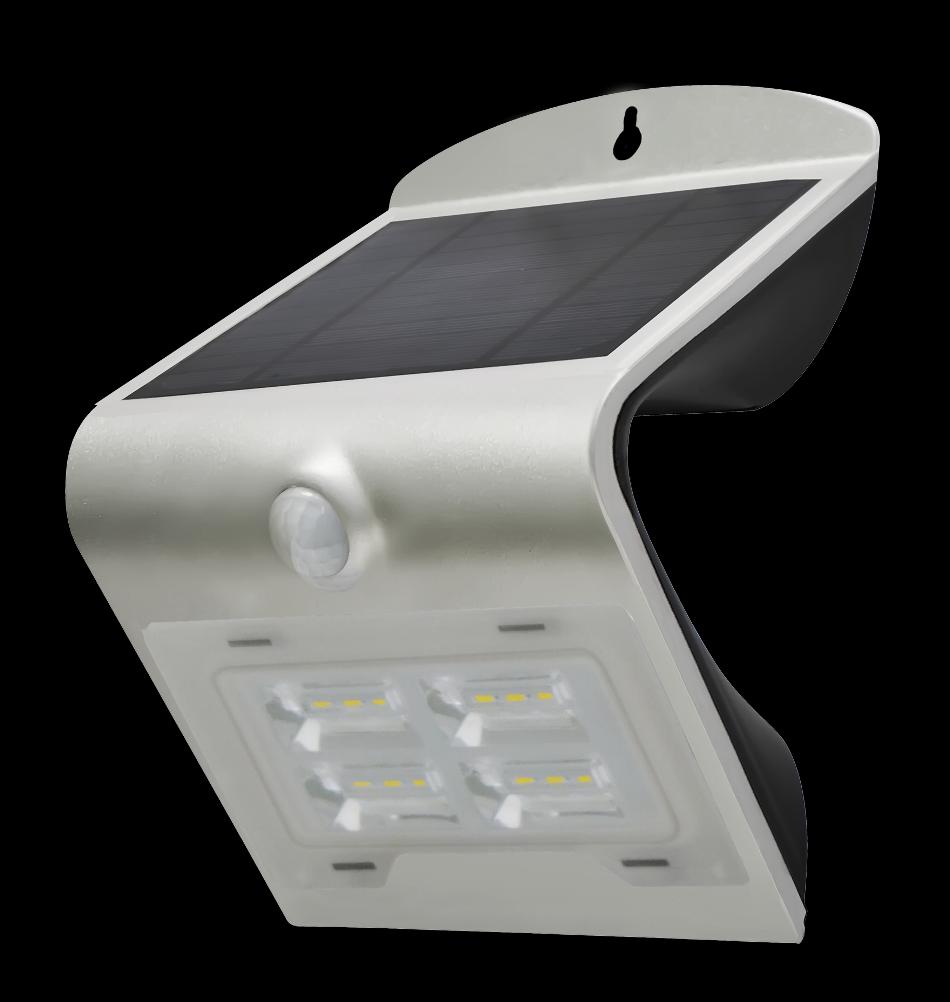 LED venkovní solární svítidlo Immax 08425L 2W - pohybové čidlo