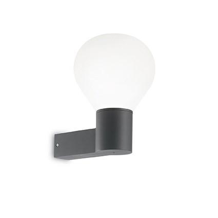 venkovní nástěnná lampa Ideal Lux Clio AP1 146614 1x60W E27 - komplexní osvětlení exterieru