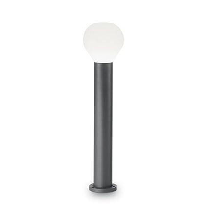 venkovní sloupek Ideal Lux Clio H60 PT1 135373 1x60W E27 - komplexní osvětlení exterieru