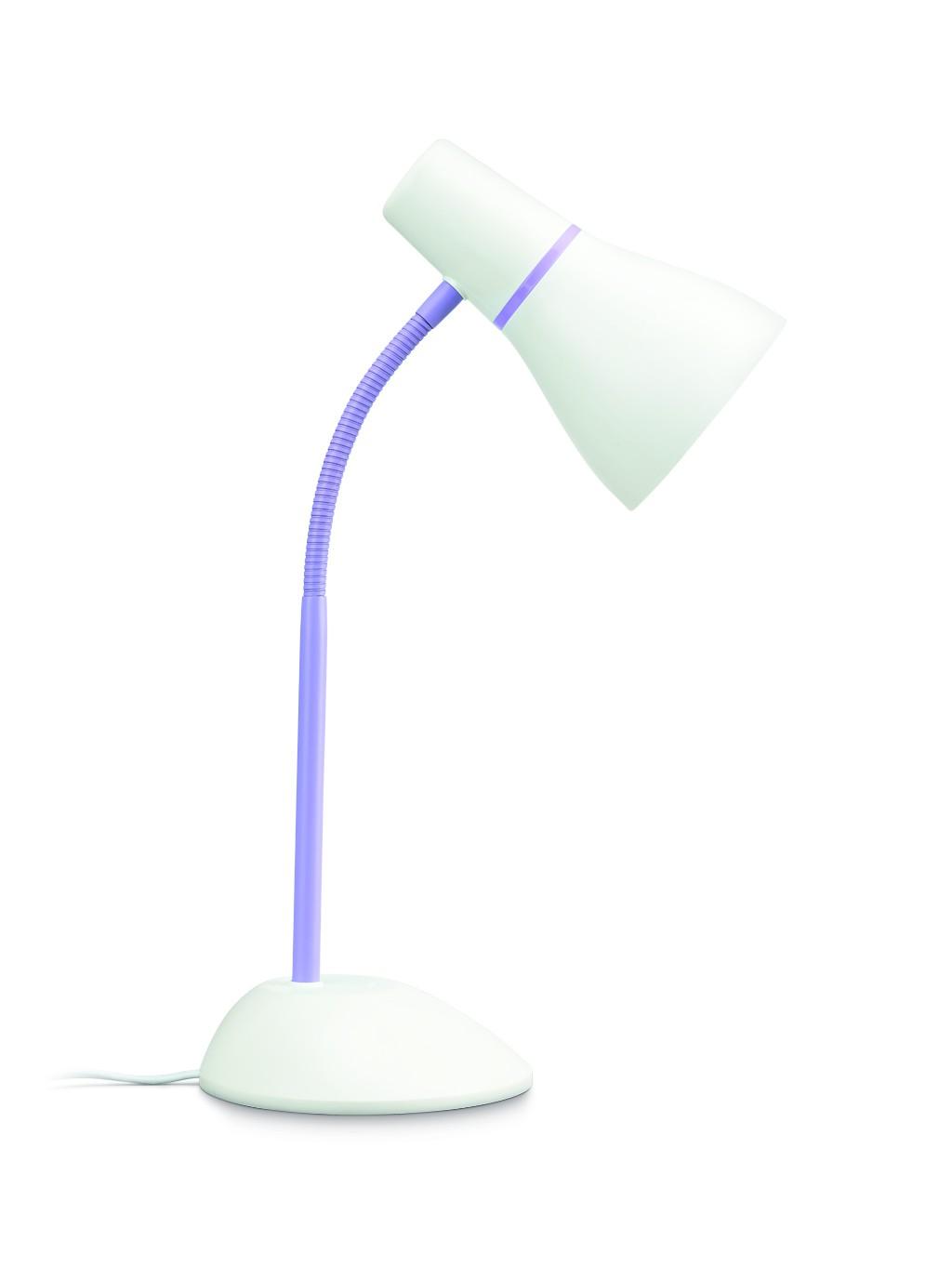 dětská stolní lampa Philips 71567/96/PN - fialová