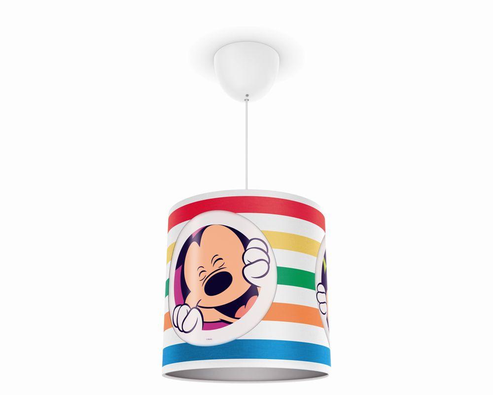 dětské přisazené stropní svítidlo Philips MICKEY MOUSE 71752/30/16 - mix barev