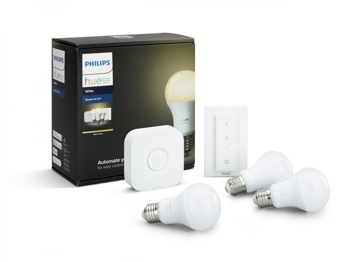 Inteligentní žárovky Philips HUE 9,5W E27 - 8718696728987