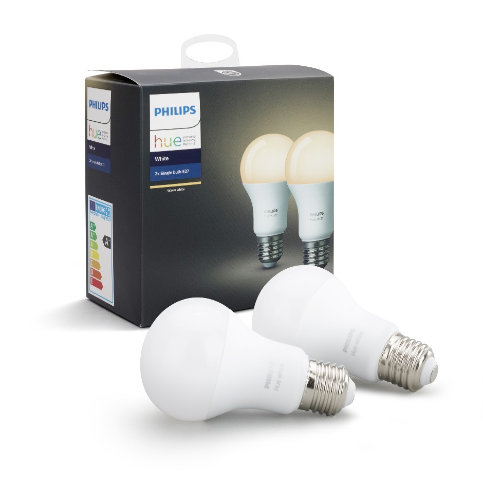 Inteligentní žárovky Philips Hue 9,5W E27 - 8718696729113