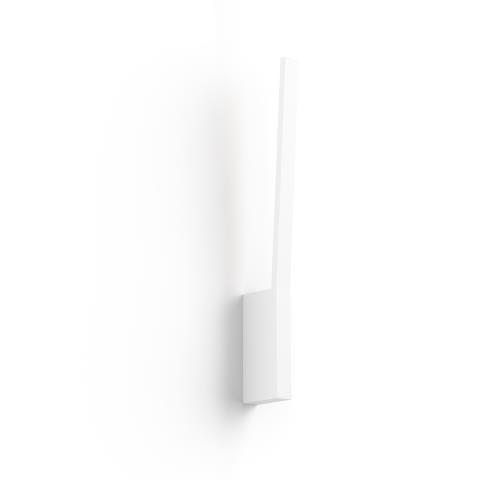 Hue LED nástěnné svítidlo Philips Liane 40902/31/P7 bílé