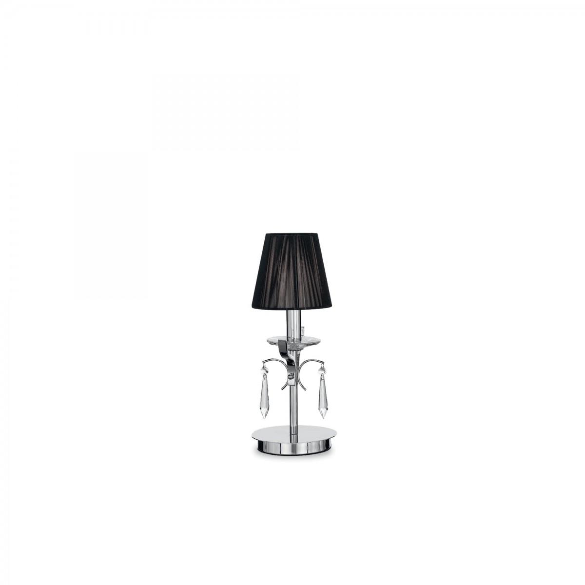 stolní lampa Ideal lux Accademy 023182 1x40W E14 -elegantní komplexní osvětlení