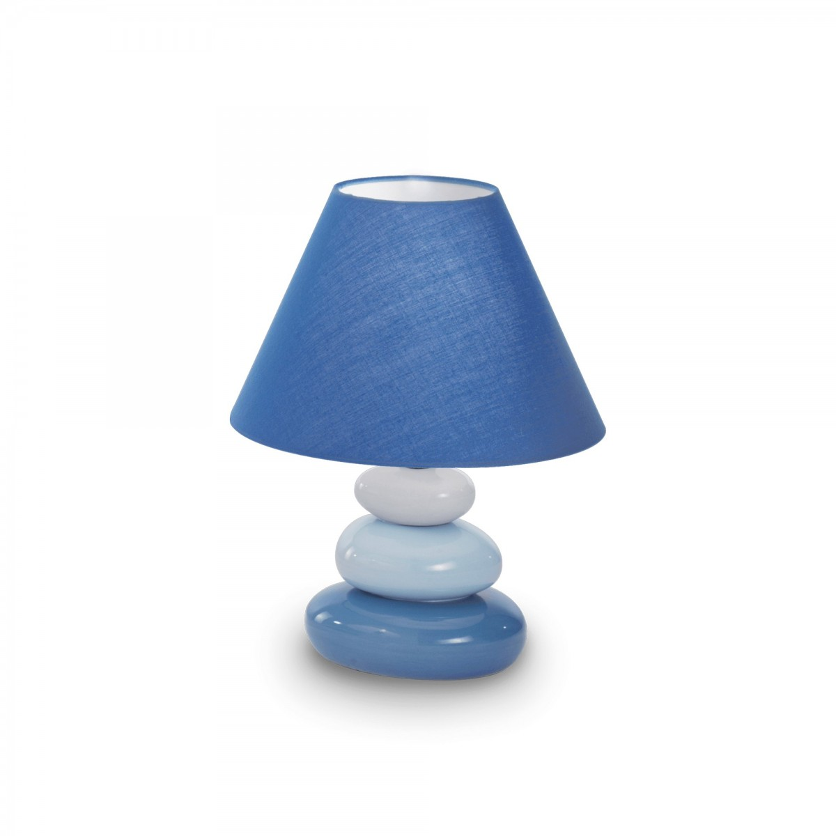 stolní lampa Ideal lux K2 TL1 035031 1x40W E14 - designová keramika