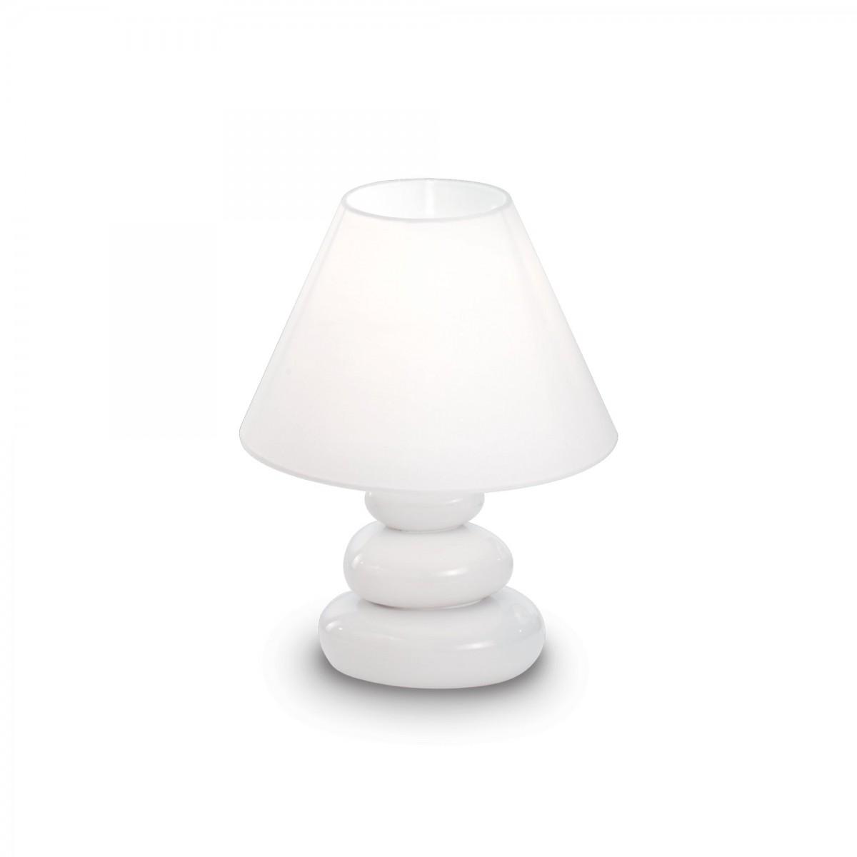 stolní lampa Ideal lux K2 TL1 035093 1x40W E14 - designová keramika