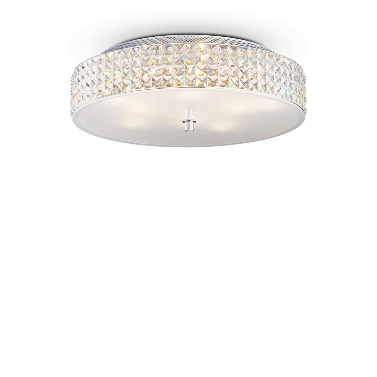 stropní svítidlo Ideal lux Roma PL9 087863 9x40W G9 - moderní komplexní osvětlení
