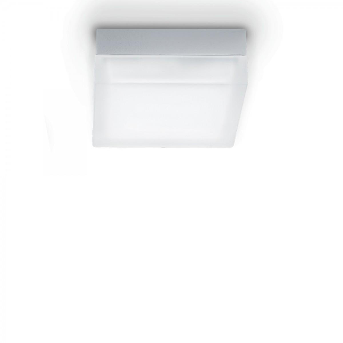 LED stropní svítidlo Ideal lux Iris PL1 104539 1x7W GX53 - jednoduchá elegance