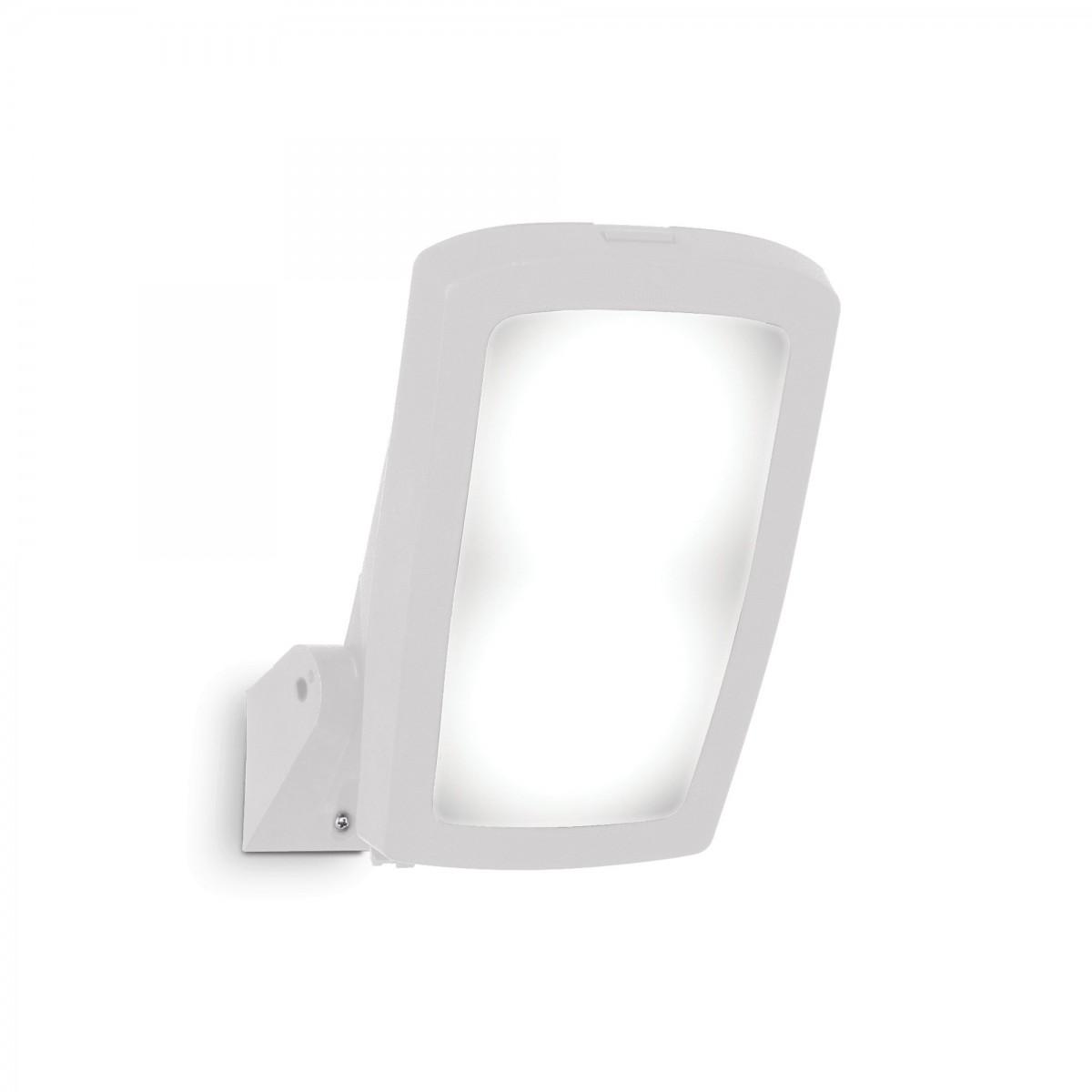 venkovní nástěnné svítidlo Ideal lux Germana AP1 120188 1x23W E27 - bílá