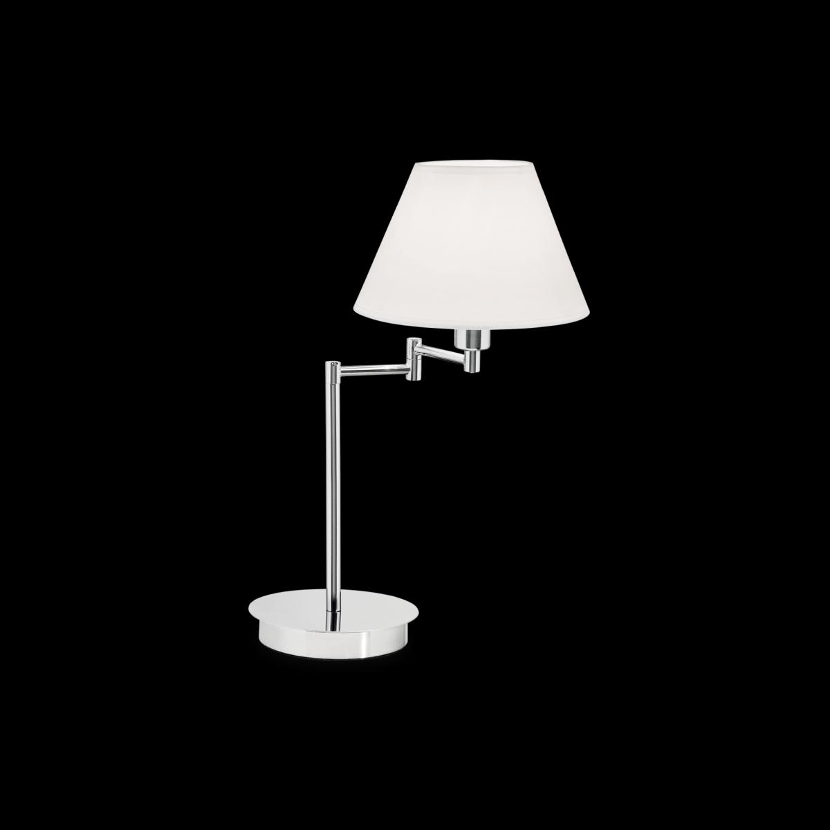stolní lampa Ideal Lux Beverly TL1 126760 1x40W E14 - moderní doplňkové osvětlení