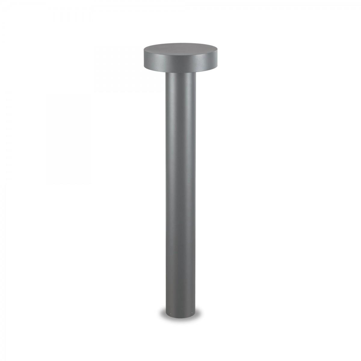 Ideal Lux 153162 venkovní lampa Tesla Big Antracite 4x15W|G9|IP44 - černá