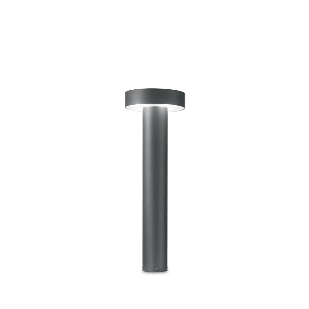 Ideal Lux 153193 venkovní lampa Tesla Small Antracite 4x15W|G9|IP44 - černá
