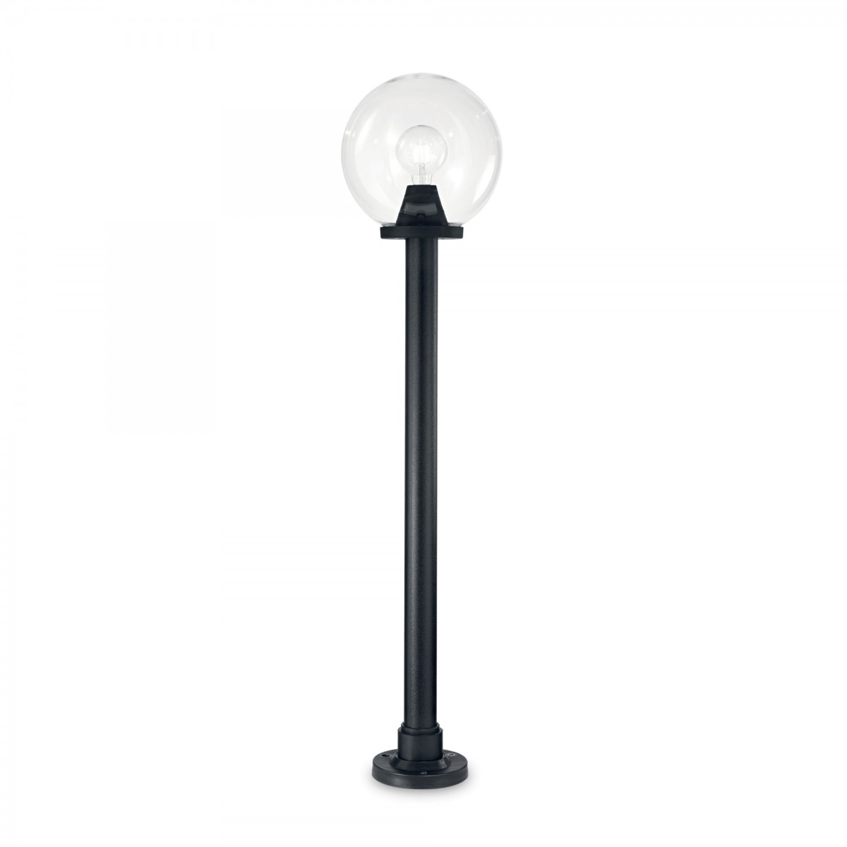 Ideal Lux 187532 venkovní lampa Classic Globe 1x23W|E27