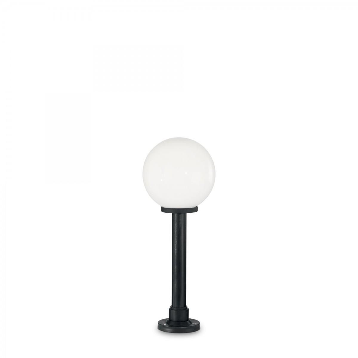 Ideal Lux 187549 venkovní lampa Classic Globe 1x23W|E27