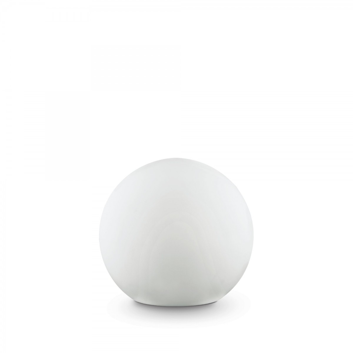 Ideal Lux 191638 venkovní lampa Sole Small 1x60W|E27|IP44 - bílá