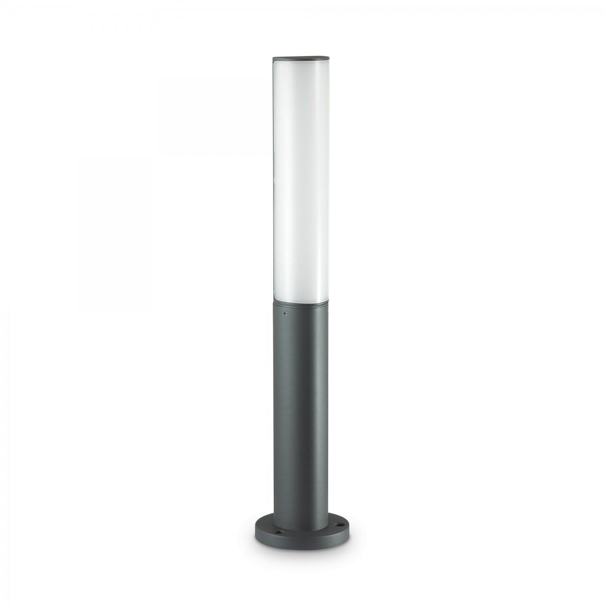 Ideal Lux 246932 LED venkovní sloupková lampa Etere 1x10,5W | 3000K | IP44 - antracit