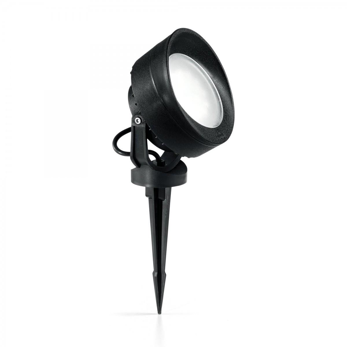 Ideal Lux 247175 LED venkovní bodová lampa k zapíchnutí Tommy 1x23W | 3000K IP66 - černá IdealLux 247175