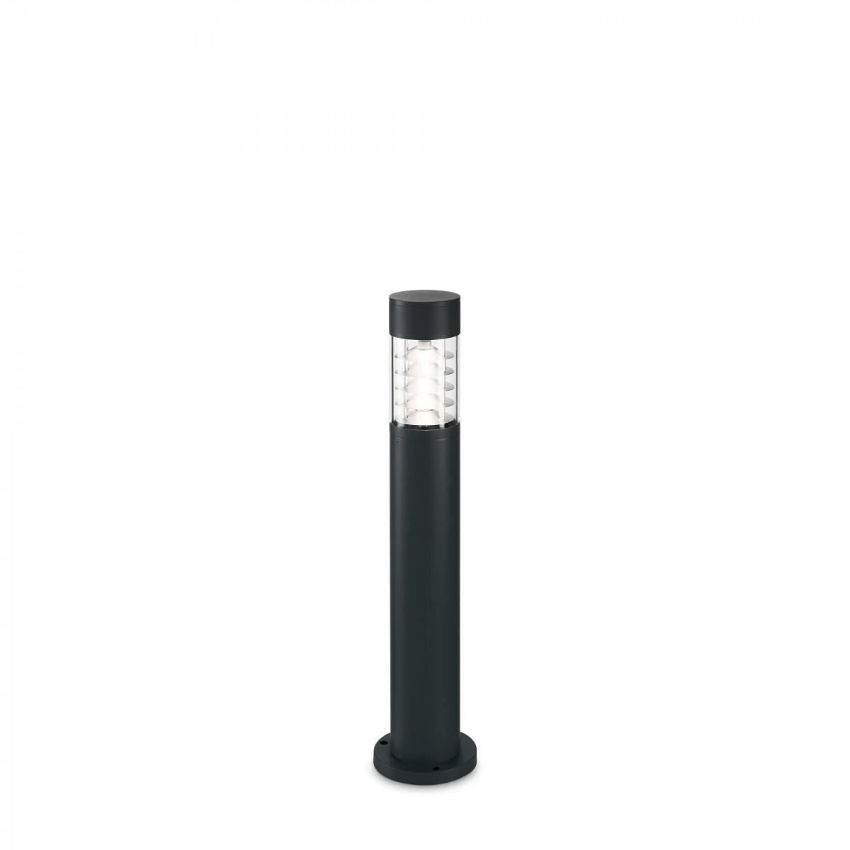 Ideal Lux 248226 venkovní sloupkové svítidlo Tronco 1x60W | E27 | IP54 - černé