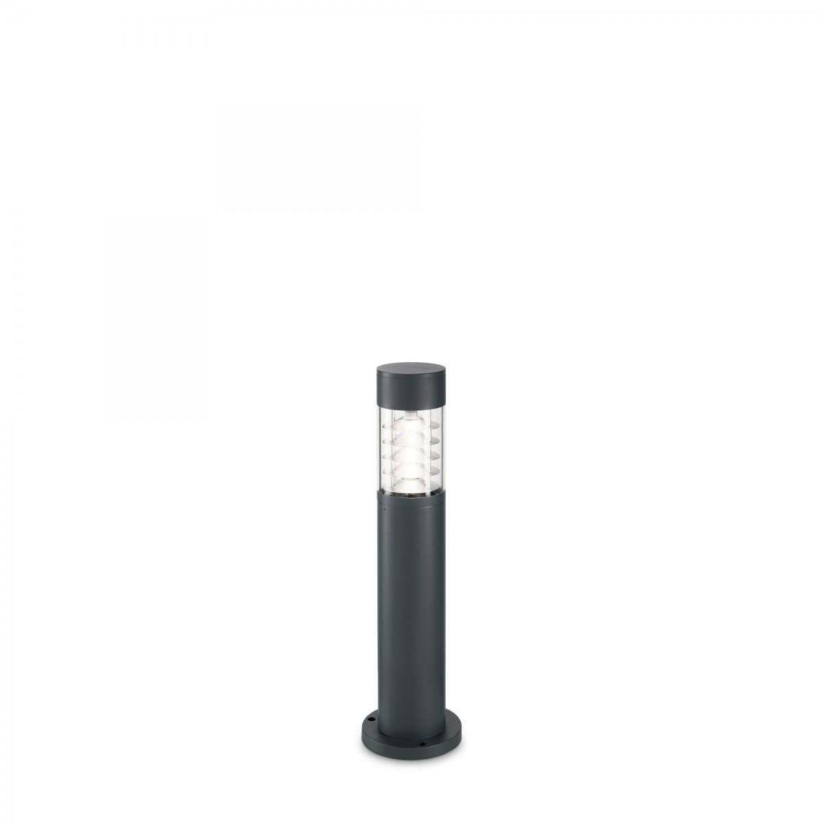 Ideal Lux 248233 venkovní sloupkové svítidlo Tronco 1x60W | E27 | IP54 - antracit