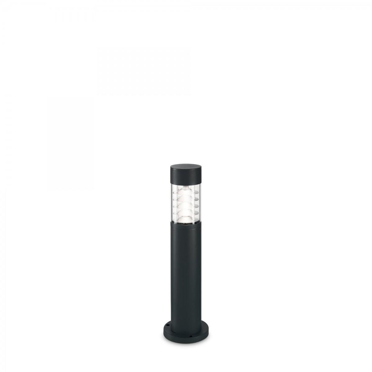 Ideal Lux 248240 venkovní sloupkové svítidlo Dema 1x60W | R7s | IP54 - černé