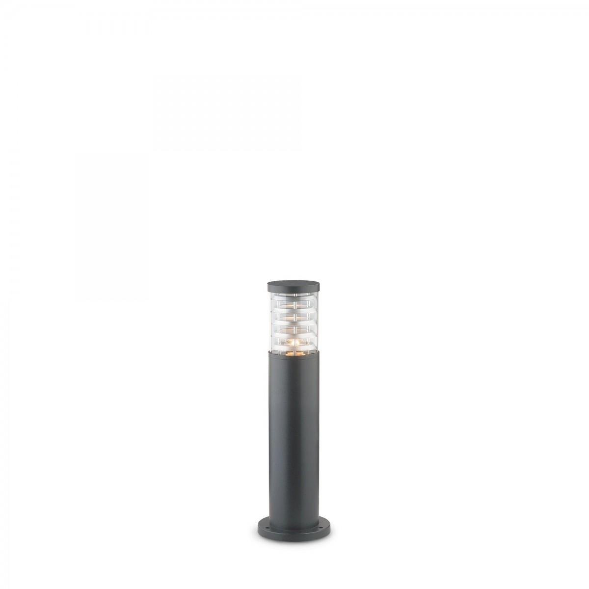 Ideal Lux 248257 venkovní sloupkové svítidlo Tronco 1x60W | E27 | IP54 - antracit