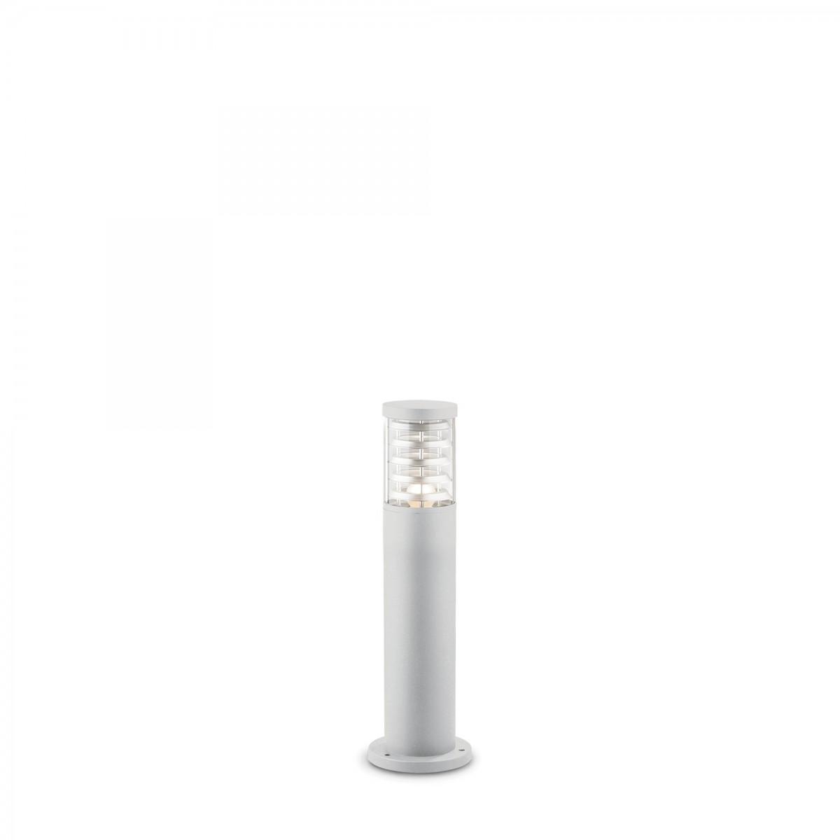 Ideal Lux 248264 venkovní sloupkové svítidlo Tronco 1x60W | E27 | IP54 - bílé