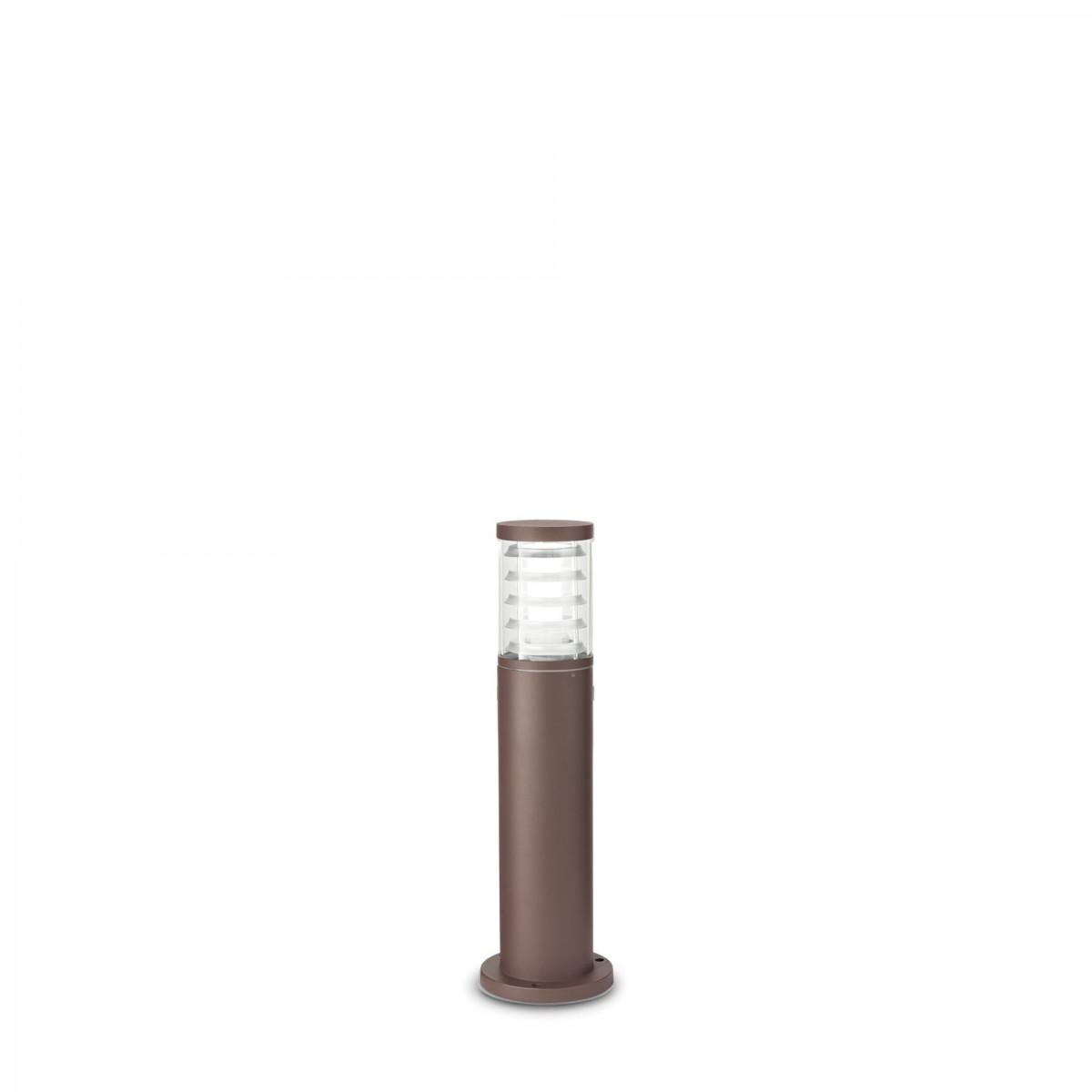 Ideal Lux 248271 venkovní sloupkové svítidlo Tronco 1x60W | E27 | IP54 - kávové