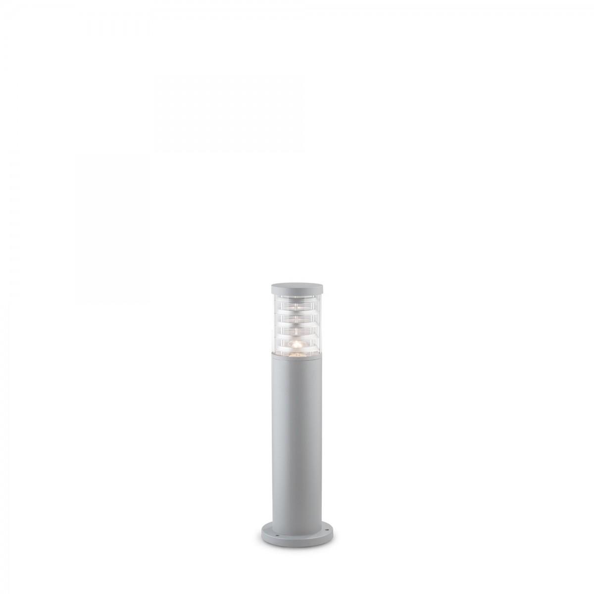 Ideal Lux 248288 venkovní sloupkové svítidlo Tronco 1x60W | E27 | IP54 - šedé