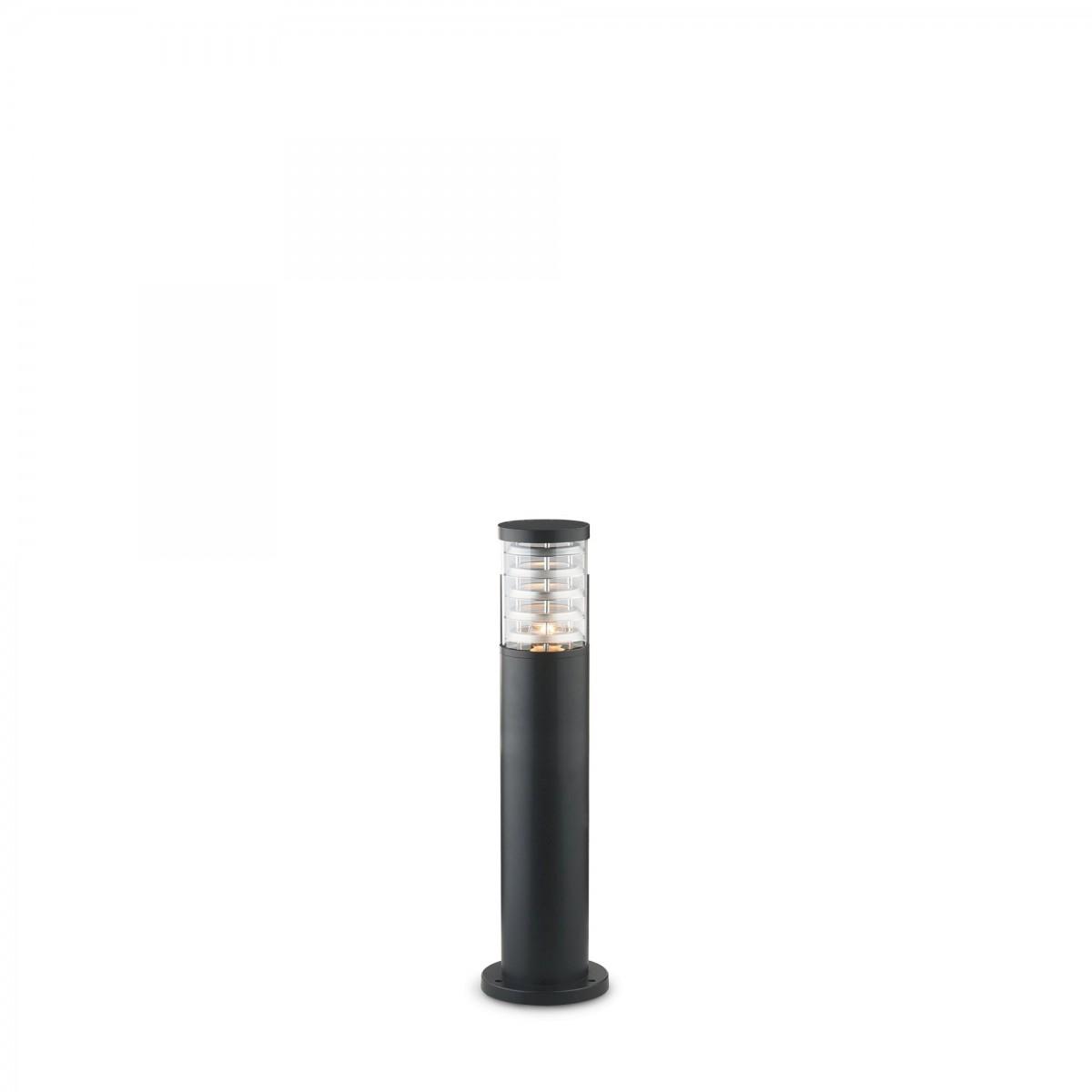 Ideal Lux 248295 venkovní sloupkové svítidlo Tronco 1x60W | E27 | IP54 - černé