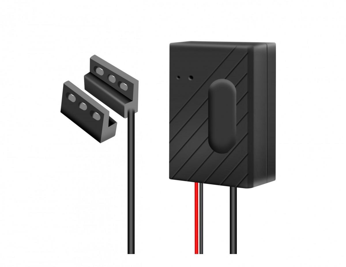 Immax Neo 07706L inteligentní ovládání garážových bran Wi-Fi - ovládání pomocí mobilní aplikace