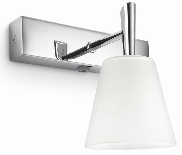 nástěnné svítidlo Philips HYDRATE 34081/11/16 - lesklý chrom