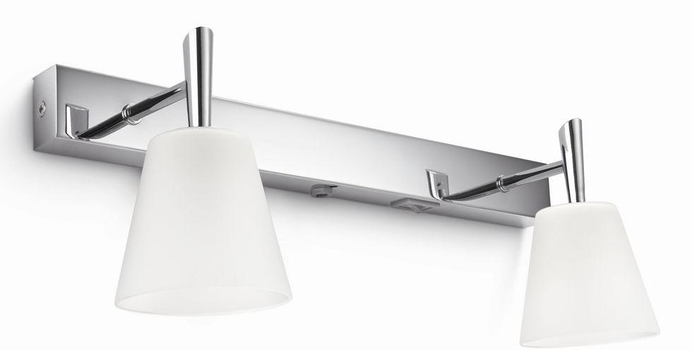 nástěnné svítidlo Philips HYDRATE 34082/11/16 - lesklý chrom