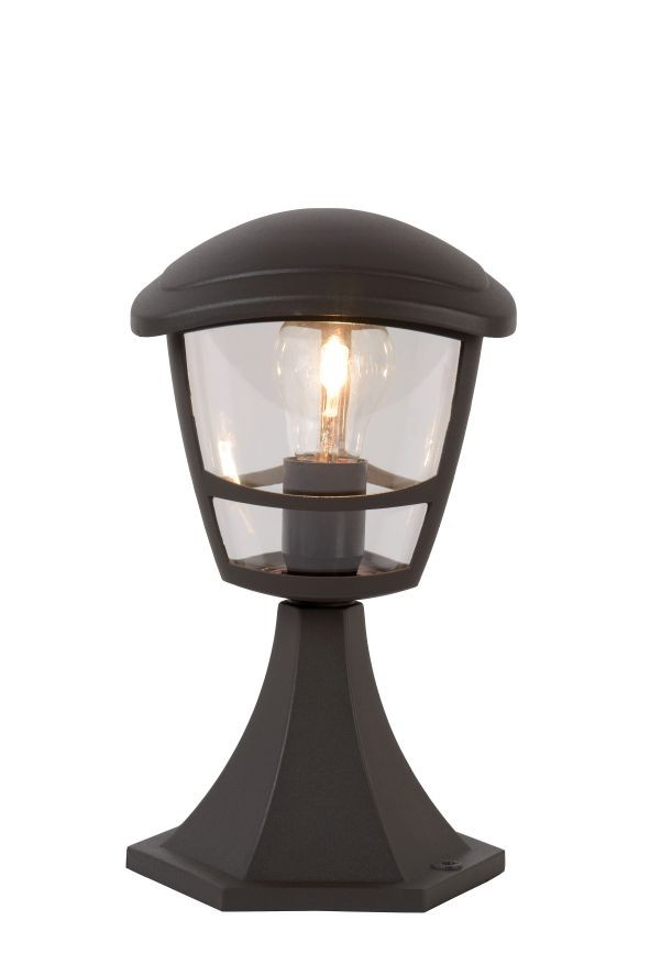 Lucide 29818/01/30 venkovní lampa Istra 1xE27