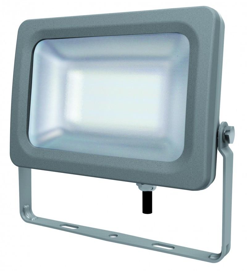 LED reflektor IMMAX 20W 1700lm IP65 PB šedá